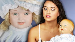 Download People Guess Which Doll Is Haunted Video