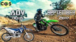 Download Adventure News: 2018 Yamaha WR250R and Updated Kawasaki KLX250S Video