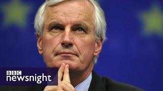 Download Michel Barnier: Profile of the EU's chief Brexit negotiator - BBC Newsnight Video