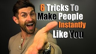 Download 6 Surprising Tricks To Make People INSTANTLY Like YOU Video