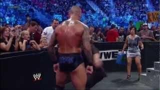 Download Randy Orton vs. Damien Sandow: SmackDown, September 7, 2012 Video