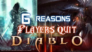 Download 6 Reasons Players Quit Diablo 2 and Diablo 3 Video