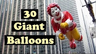 Download Macy's Thanksgiving Day Parade: The Giant Balloons (2015) Video