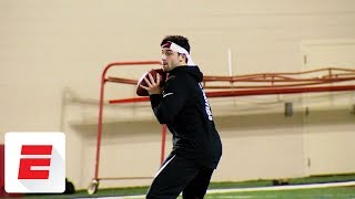 Download Baker Mayfield's confidence on display at Oklahoma pro day | ESPN Video