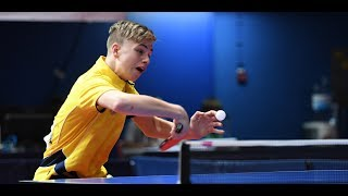 Download Truls Moregard vs Cristian Pletea (2018 Youth Olympic Games Qualification) Video