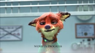 Download Zootopia Deleted Scene-Nick's Tame Collar (EXTENDED CUT) Video