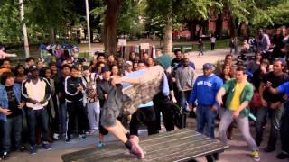Download STEP UP 3D Moose en el parque latino Video
