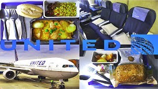 Download United Airlines ECONOMY London to Los Angeles|Boeing 777 Video