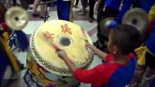 Download Suara Gendang Drum dan Simbal Barongsai Video