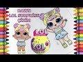 Download LOL CONFETTİ POP SURPRİSE DAWN LOL BEBEK ÇİZİMİ 3 .SERİ How To Draw An L.O.L ÖZGES ART Video