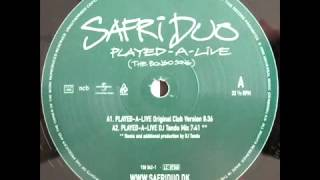 Download Safri Duo - Played A Live [Original Club Mix] Video
