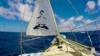 Download Sailing in 360 Video! (Pan With Mouse)- The Wild Coast South Africa- Sailing SV Delos Video