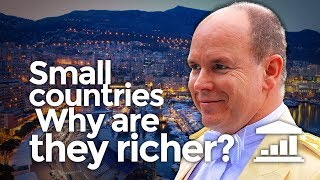 Download Why are SMALL countries RICHER? - VisualPolitik EN Video