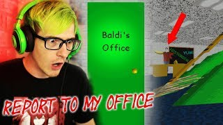 Download BALDI SENT US TO HIS OFFICE?! | Baldis Basics In Education And Learning (Alternate Ending Secret) Video