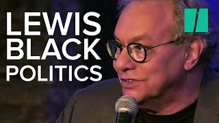 Download Comedian Lewis Black Rips On Trump's Inner Circle Video