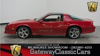 Download 1985 Chevrolet Camaro IROC Z28 Now Featured In Our Milwaukee Showroom #164-MWK Video