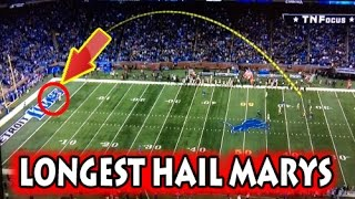 Download Greatest Hail Marys in Football History Video