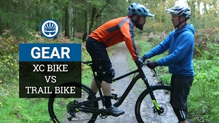 Download XC Hardtail Vs. FS Trail Bike - What's Best For Beginners? Video