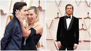 Download Oscars 2020 Red Carpet Arrivals Video