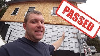 Download PASSED OUR 1ST ELECTRICAL INSPECTION (Partial Rough In)! Video