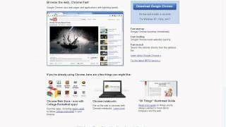 Download How to download Google Chrome Video