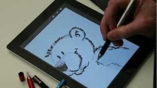 Download Adonit Jot Pro iPad Eingabestift (by arktis.de) Video