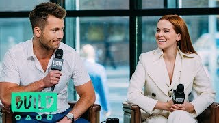 Download Zoey Deutch & Glen Powell Talk About Their New Netflix Film, ″Set It Up″ Video