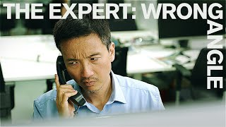 Download The Expert: Wrong Angle (Short Comedy Sketch) Video