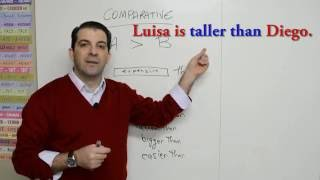 Download More than - Comparative forms Video