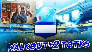 Download WALKOUT + 2 TOTKS IN A PACK • PREMI FUT CHAMPIONS FIFA 17 ITA [FINITO MALE] Video
