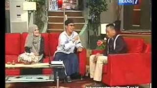 Download Bukan Empat Mata Ustad Jefri Al-Buchori dan Pipik Dian Irawati 13 8 2010 (1 5).flv Video
