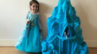 Download Frozen Toys - Reenacting The Movie With Elsa, Anna, Olaf, Hans, Kristoff and Sven! Video