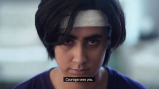 Download Noorena Shams #BeatMe At Squash | UN Women Pakistan Video
