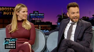 Download Betty Gilpin & Joel McHale Are Tired of Alison Brie's Nice Act Video