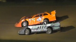 Download RUSH Crate Late Model Feature | McKean County Raceway | Fall Classic | 10-14-16 Video