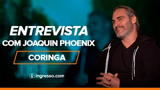 Download Coringa | Entrevista com Joaquin Phoenix | Ingresso Video