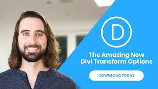 Download The All New And Amazing Divi Transformation Controls! Video