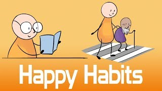 Download 10 Habits of Happy People - How To Be Happy Video