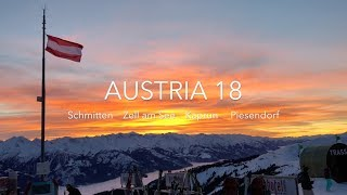 Download AUSTRIA 2018 - Skiing Trip to Zell am See, Schmittenhöhe Video