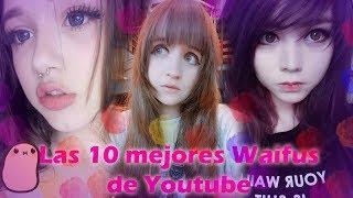Download TOP 10 DE WAIFUS DE YOUTUBE - San Chan Video