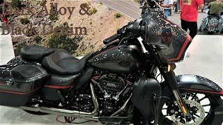 Download 2018 Harley-Davidson CVO Street Glide│All 3 Colors Shown│Custom Vehicle Operation Video