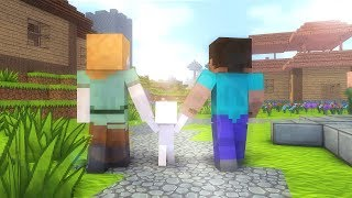Download Steve Life 1-7 - Minecraft animation Video