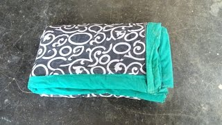 Download How to Make Bonta ( Old Sarees Tho Small Bed) by Amma Arts Video