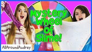 Download Mystery Wheel Of Slime / AllAroundAudrey Video