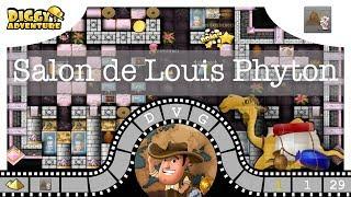 Download [~Egypt Main~] #29 Salon de Louis Phyton - Diggy's Adventure Video