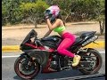 Download MULHER PILOTANDO XJ6 e 600cc - KAIQUE DO GRAU Video