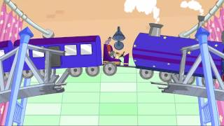 Download Rat-A-Tat | Chotoonz Kids Cartoon Videos- 'Toy Train Don' Video
