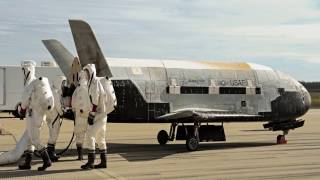 Download NASA's Mysterious Space Shuttle X37b Video