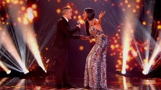 Download Jahmene and Nicole sing Whitney Houston's The Greatest Love - The Final - The X Factor UK 2012 Video
