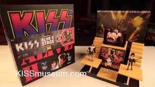 Download KISS Alive II Stage Deluxe Box Set unboxing Video